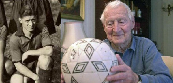Az első világbajnoki gól szerzője, Lucien Laurent