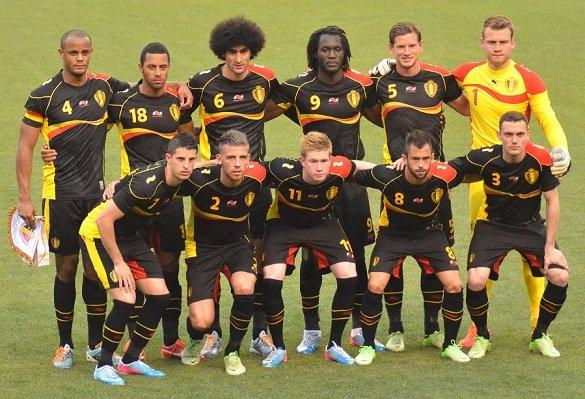 Belgium lehet a 2014-es VB megeleptéscsapata